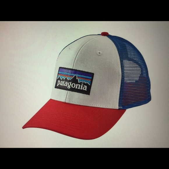 Patagonia mid crown trucker hat NWT